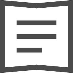 メモ帳、書類の無料アイコン素材